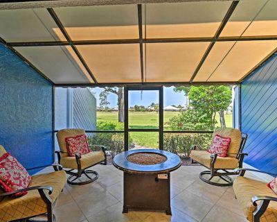 NEW! Bonita Springs Home w/ Terrace on Golf Course - Bonita Springs