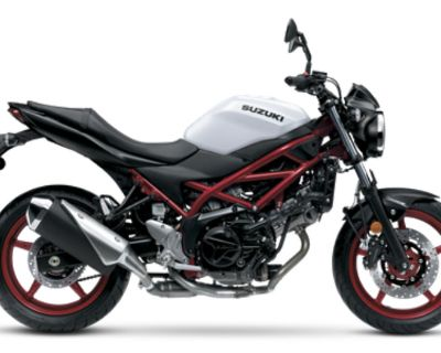 2021 Suzuki SV650 ABS Street Standard Warren, MI