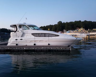 2004 Sea Ray 390 Motoryacht