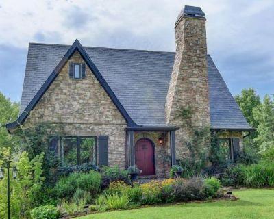 Morningside Cottage - Swanky European-style home near Dahlonega, GA - Dawsonville