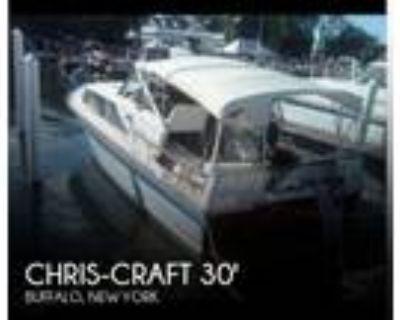 30 foot Chris-Craft 30