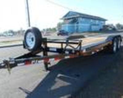 "2021 PJ Trailers Flatdeck B6 102"" X 20' Buggy"
