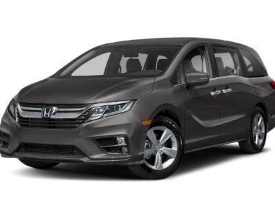 Pre-Owned 2019 Honda Odyssey EX FWD Mini-van, Passenger