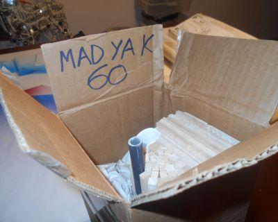 "MAD YAK 60""PROFILE"