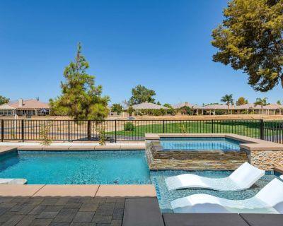 Indian Palms Retreat!-Near Music Festival/Golf, Saltwater Pool & Spa, Gas Fireplace- 2BD#2100024685 - Indio