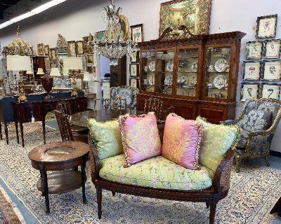 Buckhead Multi Estate Sale- Fine Furniture, Antiques, Rugs & More!!!