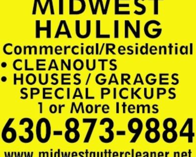MIDWEST HAULING Commercial/Res...