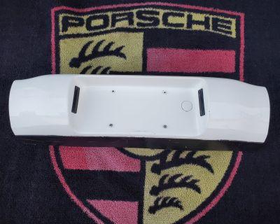 89-94 Porsche 964 White Rear Bumper Center Section