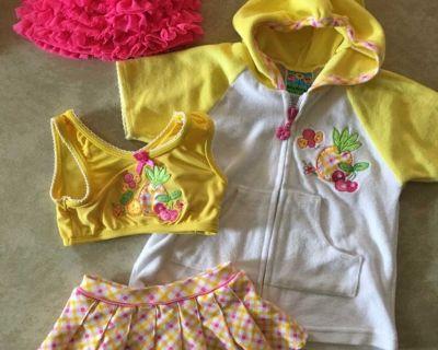 Baby Swim Suit Set