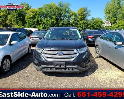 Used 2017 Ford Edge SE FWD