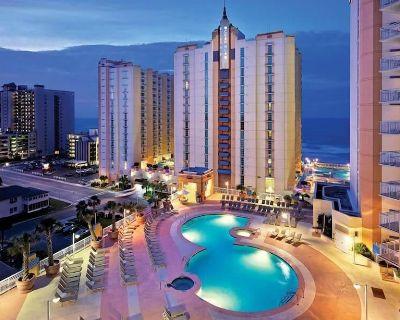 3BR Resort Suite @ Ocean Boulevard Pool Water Sports/ Beach - Crescent Beach