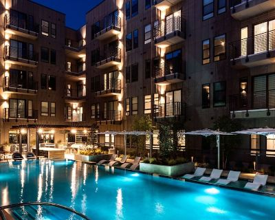 Barsala at The Cooper | Southside Historic District 1 Bedroom Condo - Fort Worth