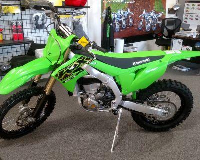 2021 Kawasaki KX 450X Motorcycle Off Road Huron, OH