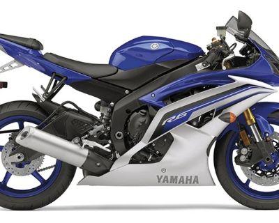 2016 Yamaha YZF-R6 Supersport Sanford, FL