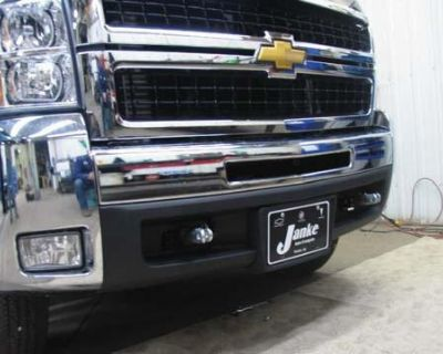 Blue Ox Bx1673 Base Plate F/chevy Pickup 1500 Hd 07-09
