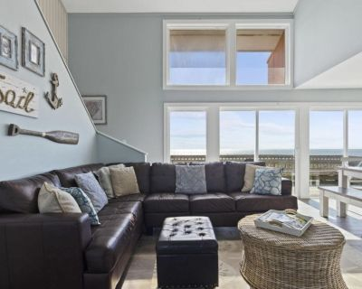 Ocean Front - see Sunset and Sundown From all Floors - Emerald Isle