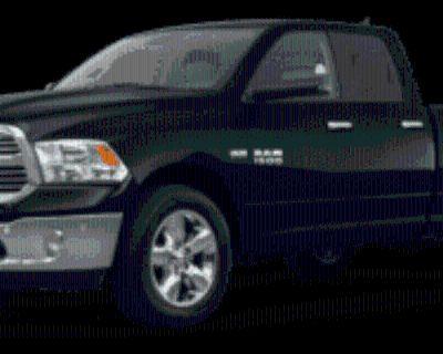 "2018 Ram 1500 Tradesman Quad Cab 6'4"" Box 4WD"
