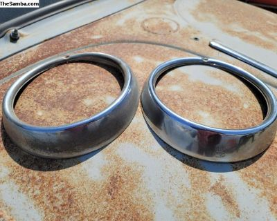 SB 12 headlight rings
