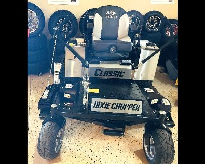 2021 Dixie Chopper Classic FX850V