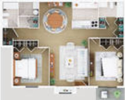 Southfield Apartments - SF Phase I -Mourning Dove - 2 Bed, 2 Bath