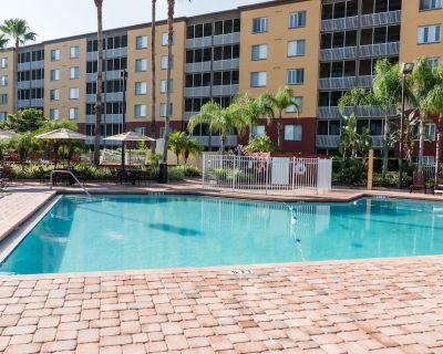 Breathetaking Orlando's Sunshine Resort, 2 Bedroom Suite - Florida Center