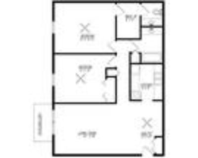 First Avenue Apartments - Two Bedroom Spacious Floor Plan