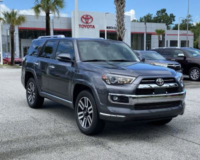 Pre-Owned 2021 Toyota 4Runner Limited