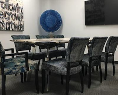 Private Meeting Room for 6 at BOSS Office & Coworking
