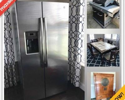 Chantilly Moving Online Auction - Vanderview Place