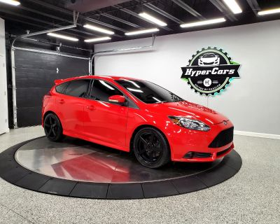 Used 2014 Ford Focus ST Hatch