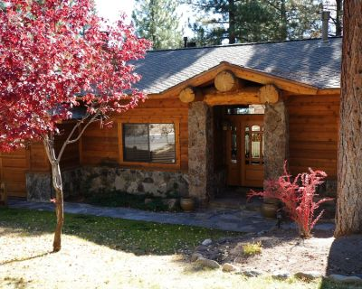 Lakeview Tahoe Style Home!!! Hot Tub and Sauna! - Incline Village