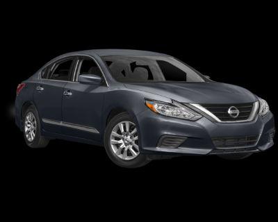 Certified Pre-Owned 2017 Nissan Altima 2.5 S FWD 4D Sedan