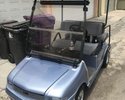 Golf Cart. Street Legal