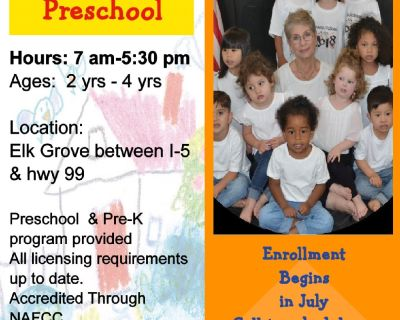 Alexander Child Care and Preschool