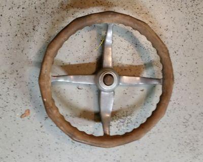 HOT ROD Model A T Ford Speedster Fatman Fat Man TILT Steering Wheel Locking RARE