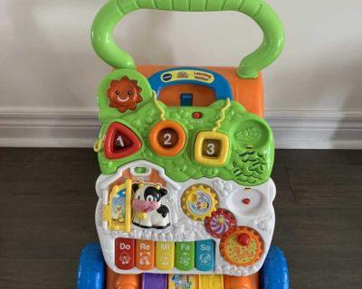 Vtech Sit N Stand Baby Learning Walker