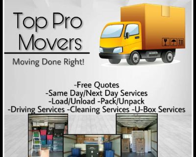 Top Pro Movers