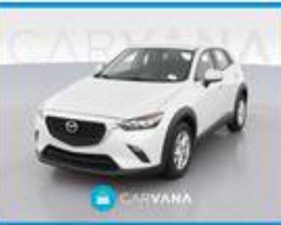 2016 Mazda CX-3 White, 21K miles