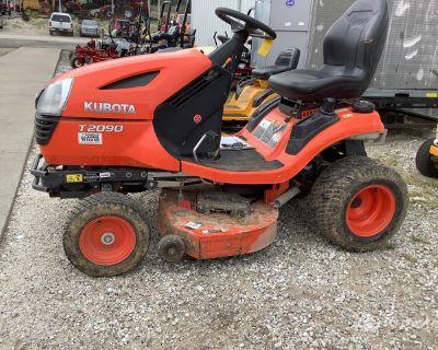 Kubota T2090BR-42 Mower