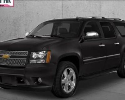 2014 Chevrolet Suburban LT