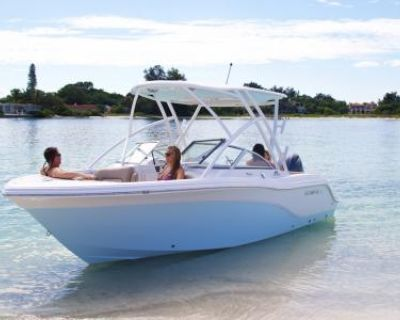 2021 Sea Fox 226 Traveler