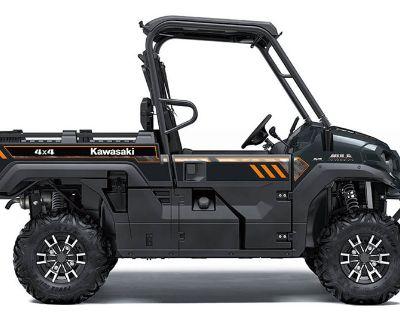 2021 Kawasaki Mule PRO-FXR Utility SxS Osseo, MN