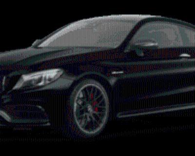 2020 Mercedes-Benz C-Class AMG C 63 S