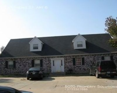 2837 Themis St Apt 6 #Apt 6, Cape Girardeau, MO 63701 1 Bedroom Apartment