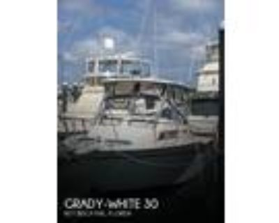 30 foot Grady-White 30