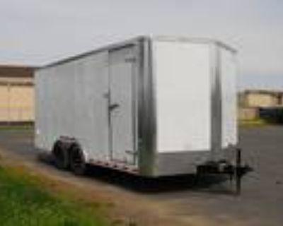 2021 Cargo Craft Elite V 8.5X18 MD RAMP