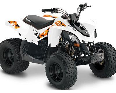 2021 Can-Am DS 70 ATV Kids Amarillo, TX
