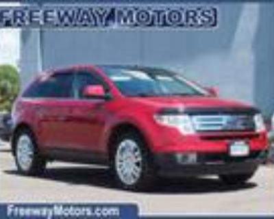 2010 Ford Edge Red, 112K miles