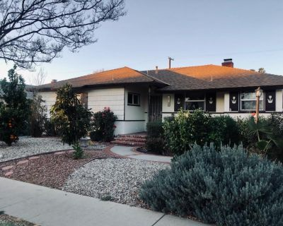 HOUSEMATE WANTED to SHARE HOME w/ POOL, Central AIR, Fireplace, 2 Covered Patios, 3 BBQ Grills, more!