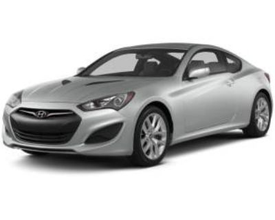 2013 Hyundai Genesis Coupe 3.8 Grand Touring with Tan Leather V6 Automatic